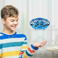 360° Mini Drone Smart UFO Toys Aircraft For Kids Flying U Gift Control Hand K9D7