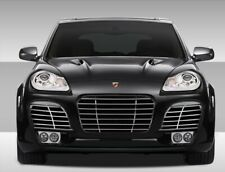 Eros Version 1 Wide Body Front Bumper Cover For 2003 2006 Cayenne Fits Cayenne
