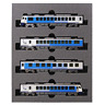 "Kato 10-1367 Series HB-E300 ""Resort Shirakami"" Aoike Formation 4 Cars Set - N"