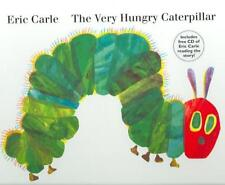 THE VERY HUNGRY CATERPILLAR - CARLE, ERIC - NEW HARDCOVER BOOK