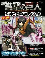 New ATTACK ON TITAN Figure COLLECTION Vol.3 Mikasa Ackerman 3-D Maneuver Gear JP