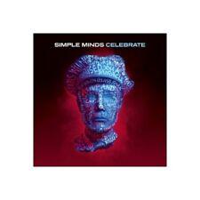 SIMPLE MINDS - CELEBRATE-THE GREATEST HITS  2 CD  POP BEST OF  NEU