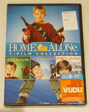 HOME ALONE 3-FILM COLLECTION DVD SET NEW / SEALED