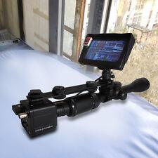 Jour et nuit à double usage, ajouter sur DIY vision de nuit portée avec 3-9x40 rifle scope