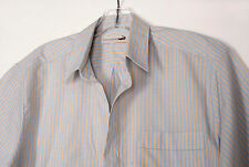 Crocodile Short Sleeve Shirt Size 38 (15 in)