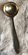 "Oneida Ramona Lakewood Brentwood  1 Bouillon Spoon  Silverplate 5 7/8"" Carlton"