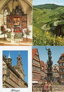 Baden-Württemberg - Ansichtskarten - AK - Postkarten - Sammlung - Konvolut (864)