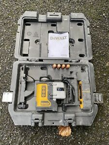 Dewalt Laser Level With Lader Detector
