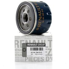 Genuine Renault Clio 172 & 182 Oil Filter 8200768913