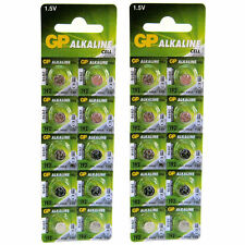20 x GP 192 LR41 1.5V Batteries GP192 AG3 392 SR41