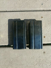 2x M1 Carbine Magazines, Ww2 Vintage, Rugg Manufacture