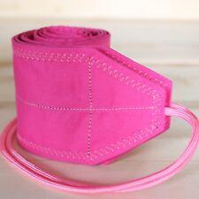 TraininGear Wrist Wraps Pink Women Weightlifting Lifting Crossfit Training Gear