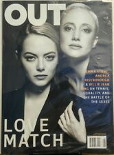 Out August 2017 Emma Stone Andrea Riseborough Billie Jean King FREE SHIPPING sb