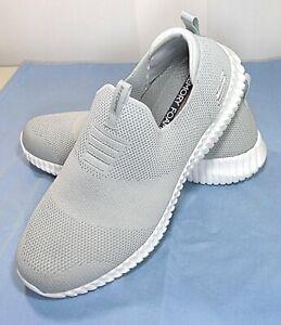 SKECHERS Men's Elite Flex Wasik Shoes SN52649 Color Gray Sz.10 New without Box