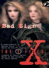 Bad Sign (X-Files, Book 3) (The X-files),Easton Royce