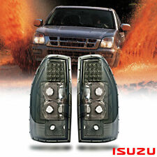 HOLDEN RODEO RA TAIL LIGHT LED SMOKE REAR LAMP ISUZU D-MAX DMAX 2003-2006