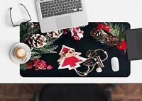 3D Nettes Geschenk H917 Christmas Rutschfest Schreibtisch Matte Tastatur Pad Amy