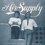 AIR SUPPLY - Definitive collection (The) - CD Album