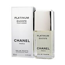 Chanel Platinum Egoiste Pour Homme Eau de Toilette 1.7oz,50ml Fragrance Men#2500
