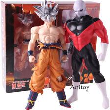 Dragon Ball Z Son Goku Ultra Instinct Jiren PVC Action Figure Model Toy Hot Sale
