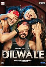 Dilwale DVD (2015) Shahrukh Khan Kajol - Hindi Movie 2-Disc Special Edition DVD