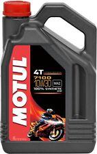 MOTUL 7100 10W30 4T 4 Litros  Aceite de Motor para Moto