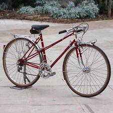 RESTORED 70s Motoconfort Randonneur/velo Ancien/vintage Bicycle/touring Bike/