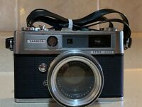 Vintage Yashica Lynx 5000 35mm Camera 1:1.8 F=4.5cm Lens For Parts