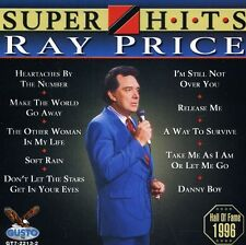 Ray Price - Super Hits [New CD]