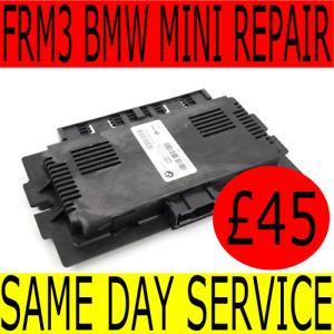 REPAIR SERVICE for FRM3 Footwell Module BMW E70 E87 E90 E91 E92 E93, MINI R56