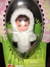 Barbie 2001 Easter Eggie Melody Doll Kelly Li'l Lamb Target Special Ed. 52805