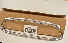 2011 2012 2013 Ford Fiesta Chrome Surround Trim Front Lower Grille new OEM