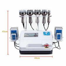 6in1 RF Radio Frequency Vacuum Laser Cavitation Weight Loss Slimming Machine