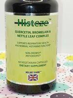 Histeze Quercetin Bromelain & Nettle Leaf Complex Supports Respiratory Health