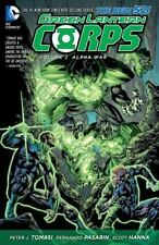 DC Comics The New 52! Green Lantern Corps Alpha War Volume 2 2013 Paperback NEW