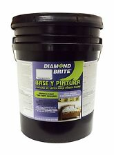 Diamond Brite Paint 11900-5 Flat Paint and Primer in One 5-Gallon White
