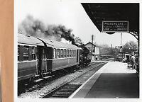 "Nene Valley Railway Wansford 26/6/86 Original 10""x8"" photo"