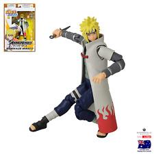 Bandai Anime Heroes Naruto Shippuden Minato Namikaze Action Figure