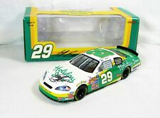 Jeff Burton Autographed Holiday Inn Diecast 1/24 Scale Stock Car W/ Box