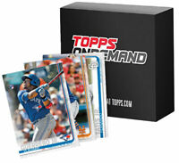 2019 Topps On-Demand Mini Update Series Singles! Complete your set! You Pick!