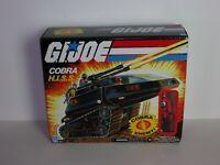 GI Joe Retro Cobra HISS Vehicle Tank Walmart Exclusive w Figure New - Box Damage