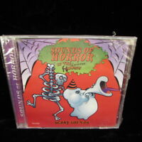Sounds Of Horror In The Haunted House Scary Halloween Sound Effects CD