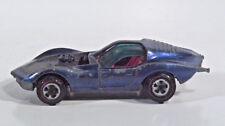 """Johnny Lightning Redline Topper Custom Mako Shark 3"""" Diecast Scale Model"""