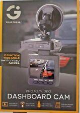 SMARTGEAR PHOTO/VIDEO DASHBOARD CAM AUTO MOTION DETECT MODE CONT. RECORDING X4