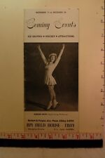 1953 November 11 to December 20 R.P.I. Field House Coming Events