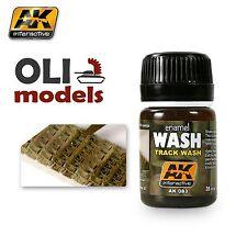 Weathering TRACK WASH  Enamel 35ml - AK Interactive 083