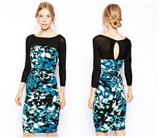 Coast Wiggle, Pencil Floral Dresses for Women