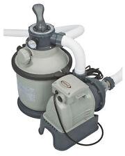 Intex 28644 Krystal Clear filtre à sable Pompe