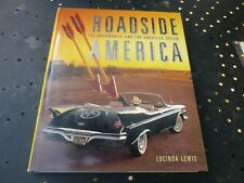 ROADSIDE AMERICA the AUTOMOBILE AND AMERICAN DREAM LEWIS ABRAMS 2000 COMME NEUF