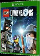 Lego Dimensions (Xbox One) - REPLACEMENT GAME ONLY - NEW - FREE SHIPPING™